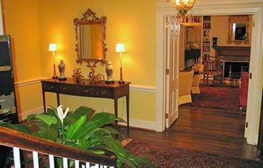 University of South Carolina – President's House